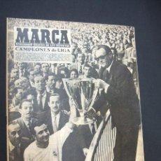 Coleccionismo deportivo: MARCA - CAMPEONES DE LIGA - Nº 644 - 12 ABRIL 1955. Lote 38869844