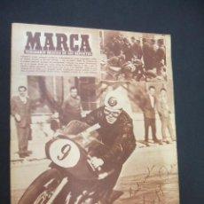 Coleccionismo deportivo: MARCA - PANORAMA AUTOMOVILISTA MUNDIAL - Nº 679 - 6 DICIEMBRE 1955 - . Lote 38870055