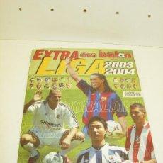 Coleccionismo deportivo: EXTRA DON BALON LIGA 2003-2004. Lote 38894799