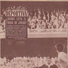 Coleccionismo deportivo: REVISTA VIDA DEPORTIVA 4 ABRIL 1960. Lote 38899208