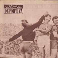 Coleccionismo deportivo: REVISTA VIDA DEPORTIVA 8 FEBRERO 1960. Lote 38899244