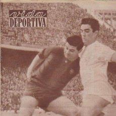 Coleccionismo deportivo: REVISTA VIDA DEPORTIVA 1 FEBRERO 1960. Lote 38899266