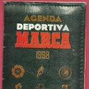 Coleccionismo deportivo: AGENDA DEPORTIVA MARCA 1998. . Lote 38931717