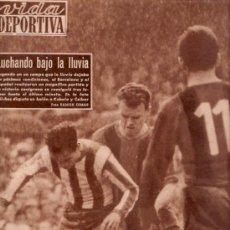Coleccionismo deportivo: REVISTA VIDA DEPORTIVA Nº 699 9 FEBRERO 1959. Lote 38940396