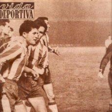 Coleccionismo deportivo: REVISTA VIDA DEPORTIVA Nº 744 21 DICIEMBRE 1959. Lote 38941491