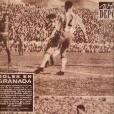 Coleccionismo deportivo: REVISTA VIDA DEPORTIVA Nº 696 19 ENERO 1959. Lote 38941575
