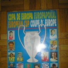 Coleccionismo deportivo: DON BALON EXTRA COPAS DE EUROPA 95-96. Lote 198585267