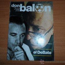Coleccionismo deportivo: DON BALON Nº 311 1981 QUINI BARCELONA. Lote 39304668