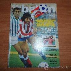 Coleccionismo deportivo: DON BALON Nº 332 1982 REPORTAJE COLOR ALEXANCO BARCELONA. Lote 39364954