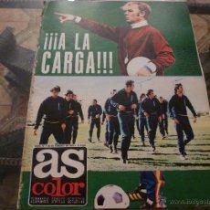 Coleccionismo deportivo: AS COLOR Nª 92 ( 20/2/1973) A LA CARGA.... Lote 39316606