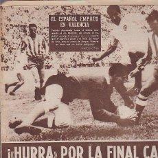 Coleccionismo deportivo: REVISTA VIDA DEPORTIVA 10-6-1957. Lote 39489089