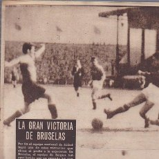 Coleccionismo deportivo: REVISTA VIDA DEPORTIVA 1-4-1957. Lote 39489118