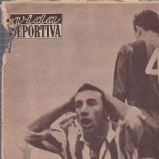 Coleccionismo deportivo: REVISTA VIDA DEPORTIVA 17-2-1957. Lote 39489193