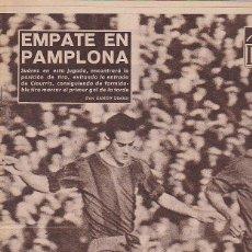 Coleccionismo deportivo: REVISTA VIDA DEPORTIVA 17-11-1958. Lote 39489373