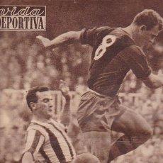 Coleccionismo deportivo: REVISTA VIDA DEPORTIVA 13-10-58. Lote 39489431