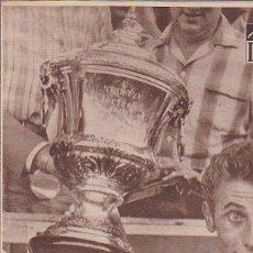 Coleccionismo deportivo: REVISTA VIDA DEPORTIVA 15-7-1957. Lote 39491928