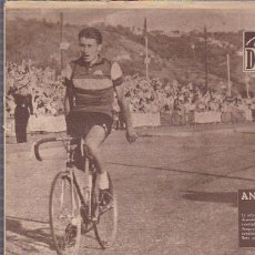 Coleccionismo deportivo: REVISTA VIDA DEPORTIVA 8-7-1957. Lote 39491989