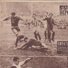 Coleccionismo deportivo: REVISTA VIDA DEPORTIVA 18-2-57. Lote 39492255