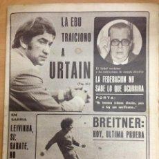 Coleccionismo deportivo: REVISTA DEPORTIVA AS Nº2754 15 OCTUBRE 1976. Lote 39583496