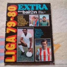 Coleccionismo deportivo: DON BALON EXTRA LIGA 79 -80. Lote 39733702