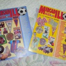 Coleccionismo deportivo: DON BALON. MERCADILLO 1998.. Lote 39933162
