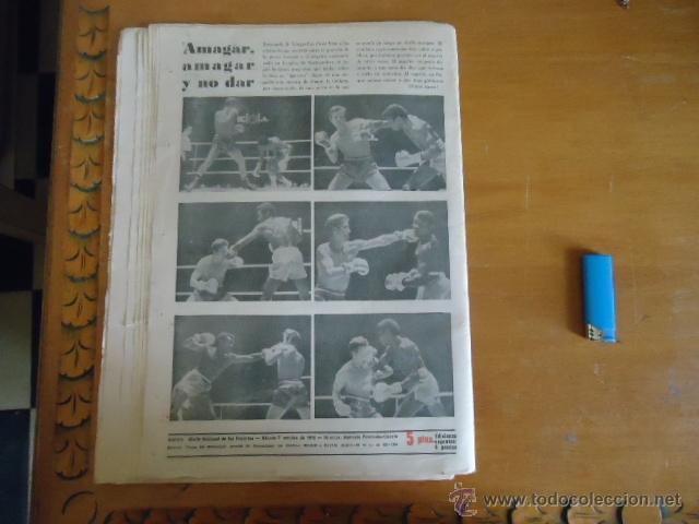 Coleccionismo deportivo: antiguo diario marca - futbol y deportes - boxeo toros tenis - real madrid fc barcelona etc 1972 - Foto 2 - 40220372