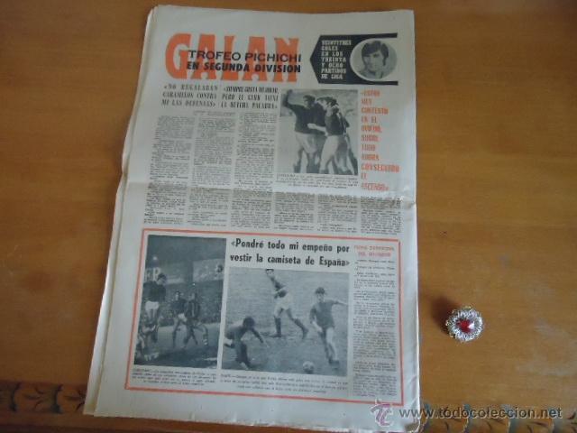 Coleccionismo deportivo: antiguo diario marca - futbol y deportes - boxeo toros tenis - real madrid fc barcelona etc 1958 - Foto 2 - 40222387