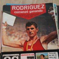 Coleccionismo deportivo: REVISTA PERIODICO AS COLOR Nº67 NUMERO 67 - SIN POSTER. Lote 40297489