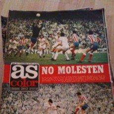 Coleccionismo deportivo: REVISTA PERIODICO AS COLOR Nº139 NUMERO 139 - SIN POSTER. Lote 40310713