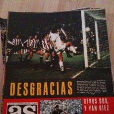Coleccionismo deportivo: REVISTA PERIODICO AS COLOR Nº138 NUMERO 138 - SIN POSTER. Lote 40310716