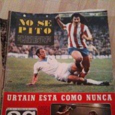 Coleccionismo deportivo: REVISTA PERIODICO AS COLOR Nº137 NUMERO 137 - SIN POSTER. Lote 40310719