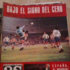Coleccionismo deportivo: REVISTA PERIODICO AS COLOR Nº135 NUMERO 135 - SIN POSTER. Lote 40310727