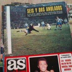 Coleccionismo deportivo: REVISTA PERIODICO AS COLOR Nº83 NUMERO 83 LEGRA CAMPEON MUNDIAL - SIN POSTER. Lote 40310858