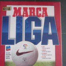Collectionnisme sportif: GUIA MARCA LIGA 1996-1997. Lote 40381280