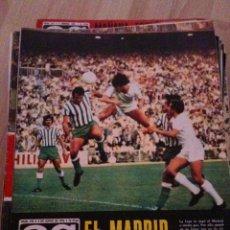 Coleccionismo deportivo: REVISTA PERIODICO AS COLOR Nº159 NUMERO 159 - SIN POSTER - REAL MADRID. Lote 40402923