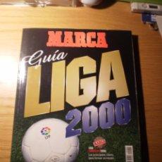Coleccionismo deportivo: GUIA MARCA LIGA 1999 2000. Lote 28441991