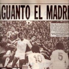 Coleccionismo deportivo: AS. DIARIO GRÁFICO DEPORTIVO. Nº 5622. 7 NOVIEMBRE 1985.. Lote 40524094