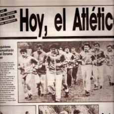 Coleccionismo deportivo: AS. DIARIO GRÁFICO DEPORTIVO. Nº 5770. 2 MAYO 1986.. Lote 40524637