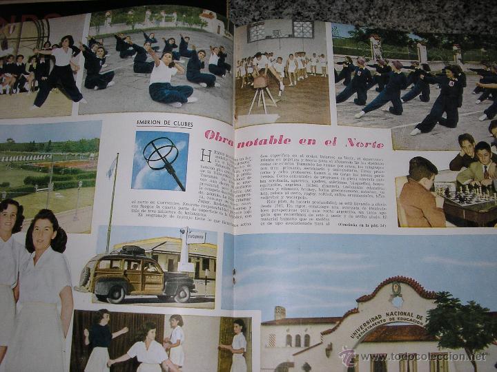 Coleccionismo deportivo: MUNDO DEPORTIVO Nº 14 - TAPA Ezequiel Navarra (BILLAR) - Año 1949 - Argentina - UNICA!! - Foto 3 - 40676442