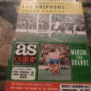 Coleccionismo deportivo: AS COLOR Nº: 350(31-1-78)-SEVILLA REAL MADRID-FOTOS. Lote 40855304