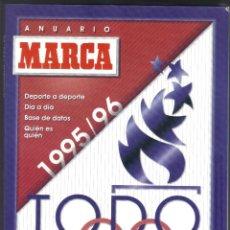 Coleccionismo deportivo - anuario marca 1995/96, tododeporte - 40866843