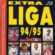Coleccionismo deportivo: DON BALÓN. EXTRA LIGA 94-95 NÚMERO ESPECIAL.. Lote 41076200