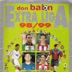 Coleccionismo deportivo: DON BALÓN. EXTRA LIGA 98-99 NÚMERO ESPECIAL.. Lote 41076398