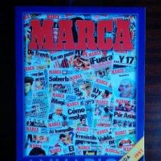 Coleccionismo deportivo: GUÍA ANUARIO LIGA MARCA 1997 PESO; 525 GRS. Lote 41368662