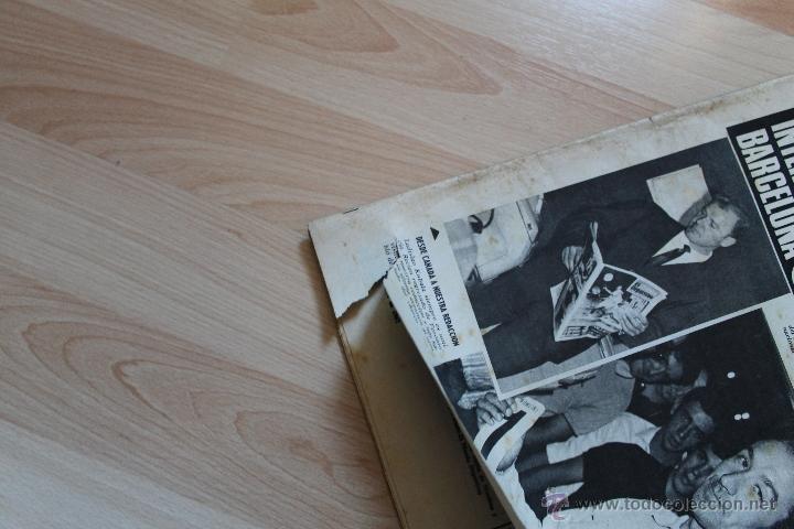 Coleccionismo deportivo: EL MUNDO DEPORTIVO 6 DE SEPTIEMBRE DE 1967 KUBALA - Foto 2 - 41419531