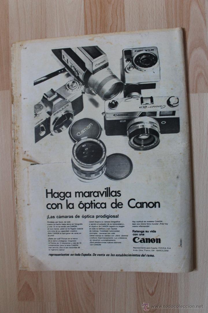 Coleccionismo deportivo: EL MUNDO DEPORTIVO 6 DE SEPTIEMBRE DE 1967 KUBALA - Foto 5 - 41419531
