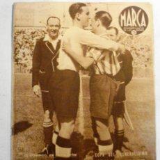 Coleccionismo deportivo: SEMANARIO MARCA - Nº 169 - MAYO 1942. Lote 41553329