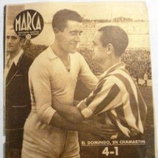 Coleccionismo deportivo: SEMANARIO MARCA - Nº 164 - MARZO 1942. Lote 41553422