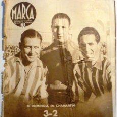 Coleccionismo deportivo: SEMANARIO MARCA - Nº 154 - ENERO 1942. Lote 41553900