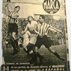 Coleccionismo deportivo: SEMANARIO MARCA - Nº 147 - DICIEMBRE 1941. Lote 41554934